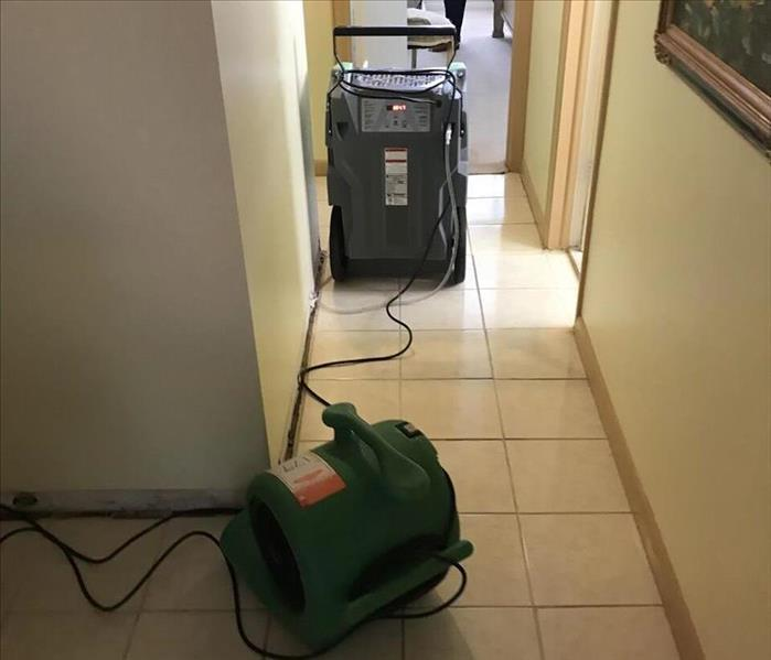 Mold in Pompano Beach Home Leads To A Mold Remediation Job After
