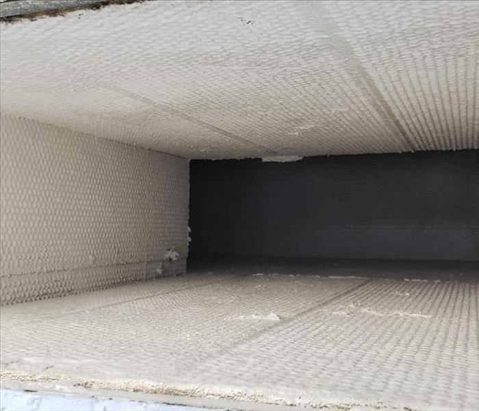 Commercial AC Vent Cleaning After